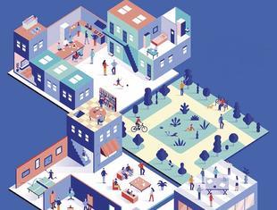 Ruszył konkurs na modelowy budynek wielorodzinny w programie Mieszkanie Plus