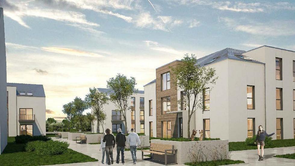 Znamy wstępną koncepcję osiedla, które powstanie w ramach pilotażu programu Mieszkanie Plus