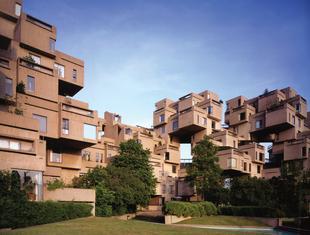 Zespół mieszkalny Habitat'67 kończy 50 lat