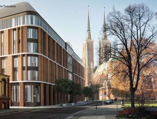 Hotel na Ostrowie Tumskim we Wrocławiu