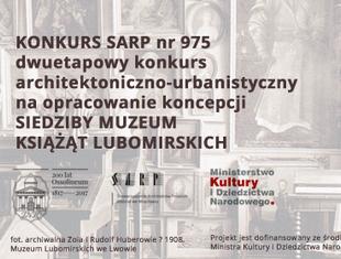 Konkurs na nową siedzibę Muzeum Książąt Lubomirskich we Wrocławiu