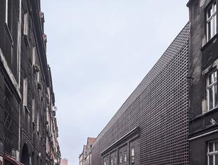 Klinkierowa fasada – o koncepcji Wydziału Radia i Telewizji Krzysztof Mycielski i Rafał Zelent