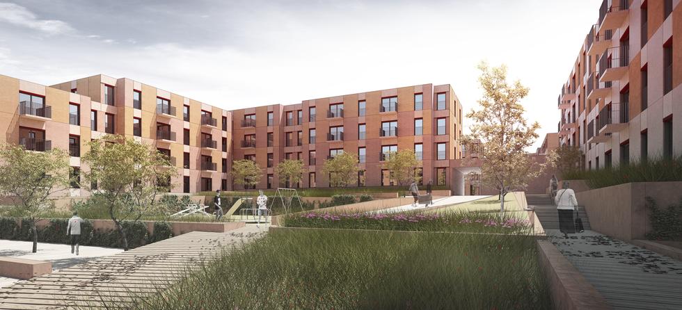 Mieszkanie Plus Wrocław: ogłoszono trzy konkursy na projekty osiedli w stolicy Dolnego Śląska
